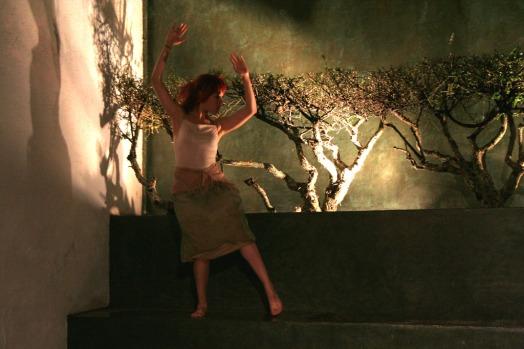 Alicia Marv‡n Performance